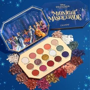 Colourpop x Disney 'Midnight Masquerade' Palette